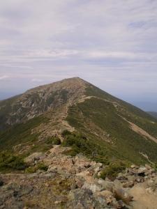 Lincoln Peak, White Mountains