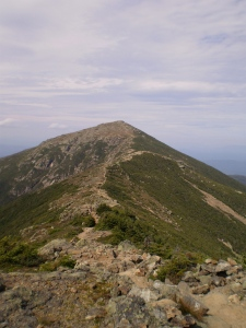 Lincoln Peak, White Mountains